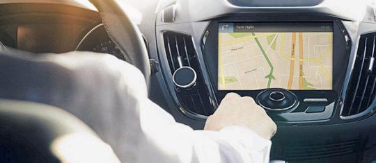 Dispositif GPS